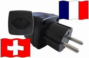 Steckdosenadapter Für Frankreich : reisestecker f r frankreich kompatibel mit ger ten aus ~ Kayakingforconservation.com Haus und Dekorationen