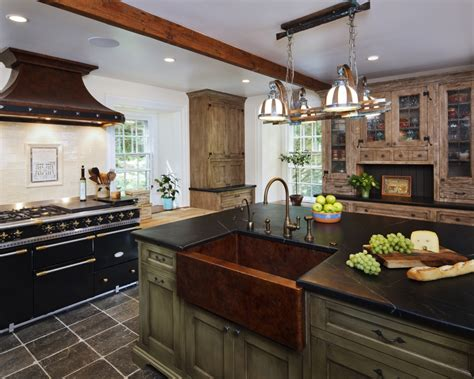 lighting for kitchens ideas wood rustic kitchen bluebell kitchens