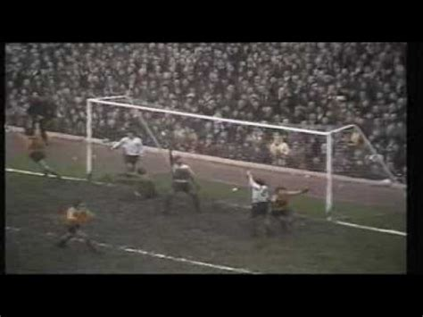 Derby County v Wolves 1971 - YouTube