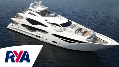 Boat Prices At Boat Show by Sunseeker 131 Luxury Tri Deck Yacht Boat Tour