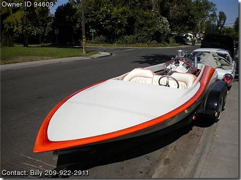 Vintage Sanger Boats For Sale by 1972 Sanger Flatbottom Wprocket