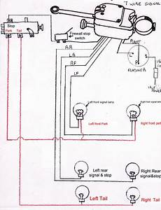 Vsm 900 Turn Signal Switch Wiring For 6v Positive Ground Wiring Diagram - Collection