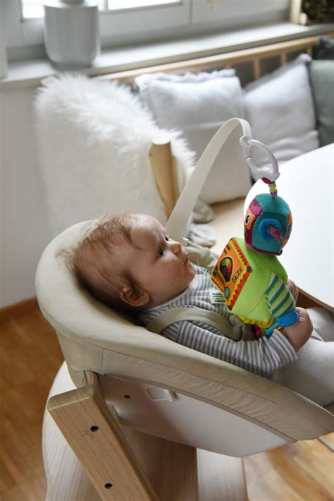 Stuhl Tripp Trapp by Baby Erstausstattung Stokke Tripp Trapp Oak Mit Newborn