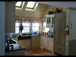 Early American RA Page Custom Cabinetry And Farmhouse