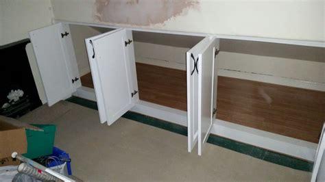 Bedroom Storage Cupboards by Top Floor Bedroom Eaves Cupboards During The