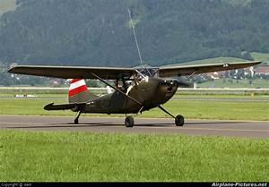 OE-CCI - Private Cessna L-19/O-1 Bird Dog at Zeltweg ...