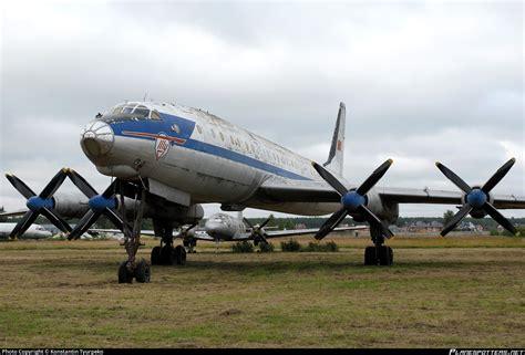 CCCP-L5611 Aeroflot - Soviet Airlines Tupolev Tu-114 Photo ...