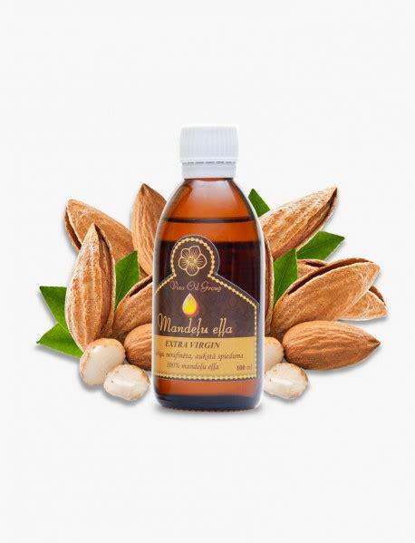 Mandeļu eļļa; Mandeļu eļļa elastīgai ādai; Saldo mandeļu ...