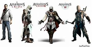 Assassin's Creed: Generations by JayTeeDee on DeviantArt