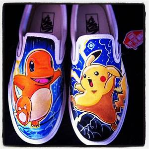 Pokemon Vans 2