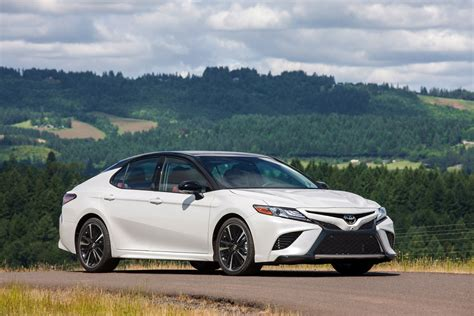 toyota camry 2018 toyota camry production kicks off in kentucky the