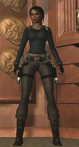 Lara Croft Revolution - Tomb Raider Legend - Outfits