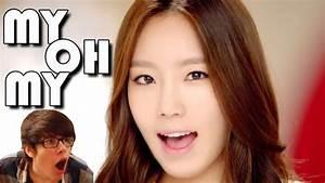 "SNSD ""MY oh MY"" MV - REACTION - YouTube  My"