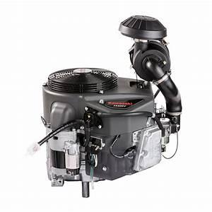 Kawasaki Vertical Engine 19 Hp Fx600v