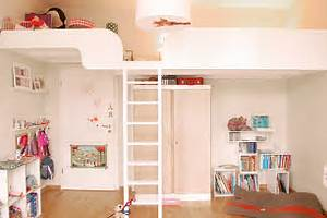 Hochebene Selber Bauen : ein ma gefertigtes hochbett traum jedes kinderzimmers ~ Watch28wear.com Haus und Dekorationen