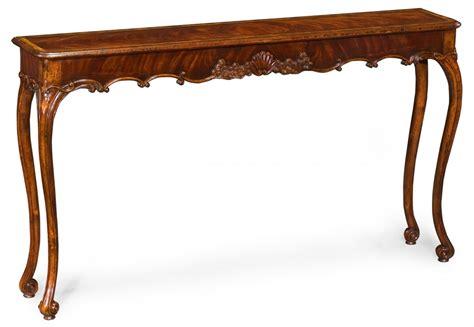 console table mahogany mahogany sofa tables mahogany console sofa table thesofa 2443