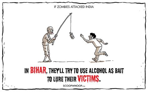 india zombies zombie attack country situations typical ll face these they