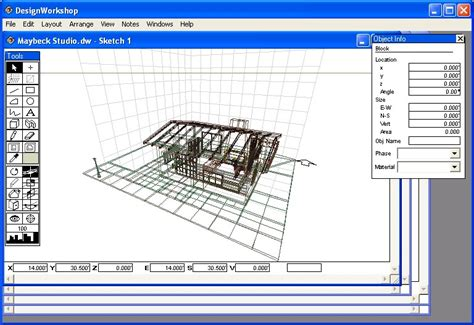 architecture software cadcom