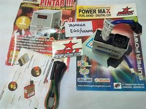 Cdi Brt Powermax Dualband Yamaha Ego    Nouvo    Mio