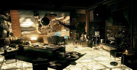 The Amazing Concept Art Of Deus Ex Human Revolution