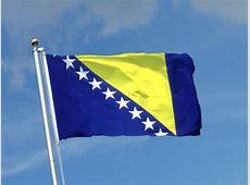 Bosnien Herzegowina Fahne kaufen 90 x 150 cm