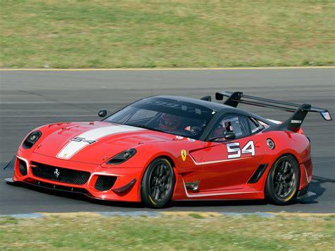 2012 Ferrari 599xx Evoluzione Supercar Supercars Race