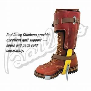 Red Dawg Boots - Climber (Full Vibram) Lineman & Climber