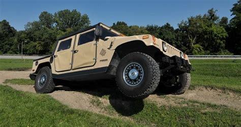 Humvee C Series Price by Am General Confirms Humvee C Series Kit Car Reveals