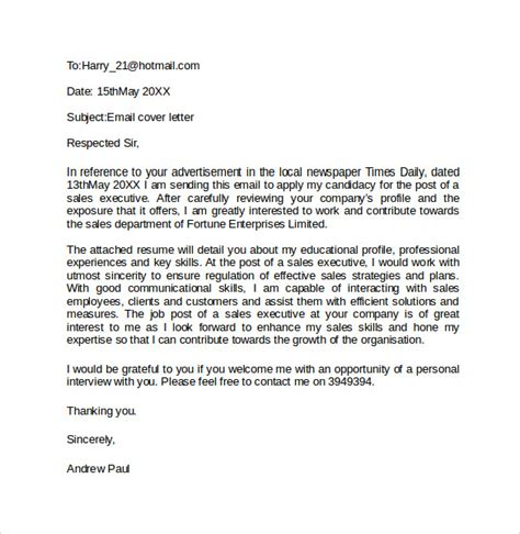 cover letter  freshers format  template