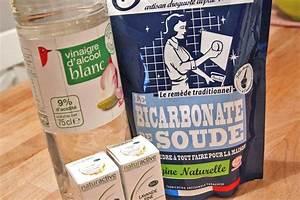 Déboucher Évier Bicarbonate : du bicarbonate de soude du vinaigre et des huiles ~ Dode.kayakingforconservation.com Idées de Décoration