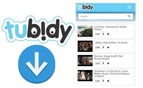Tubidy indexes videos from internet and transcodes them into mp3 and mp4 to be played on your mobile phone. Search Tubidy Mobi Search Engine / Tubidy Mobi-Download Mp3 and Video Files For Free in 2020 ...