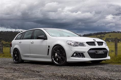 hsv gen   tourer  shed