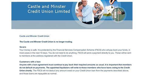 Huddersfield's Castle And Minster Credit Union Folds