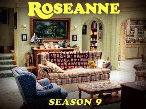 amazoncom roseanne season  roseanne barr john goodman
