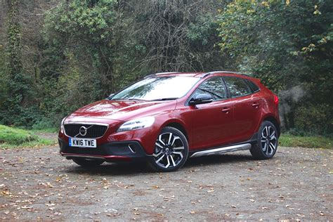 Review Volvo V40 Cross Country by Volvo V40 Cross Country T5 Review The