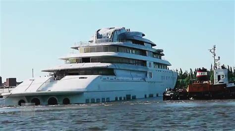 Largest Boat Makers In The World by Superyacht Manufacturers Look To Middle East Cnn
