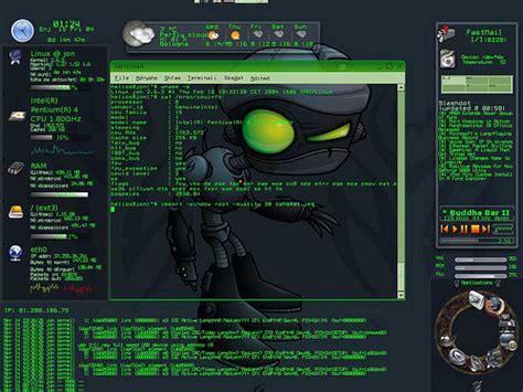 linux bureau 让linux脱台换骨的漂亮桌面与主题 2 软件学园 科技时代 新浪网