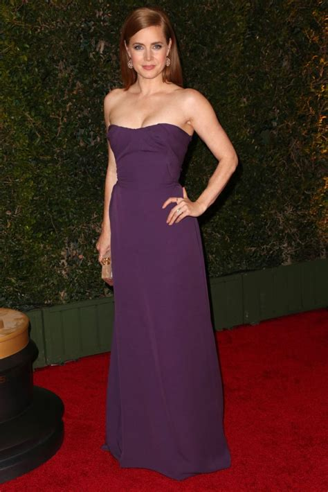 amy adams  red carpet  governors awards  hollywood
