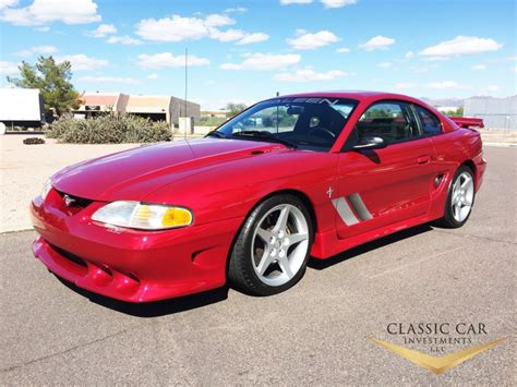 1995 Ford Mustang Saleen S351r For Sale #106524