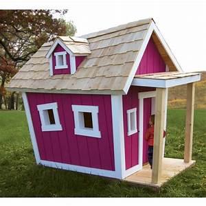 Cabane De Jardin Enfant : la cabane de jardin pour enfant est une id e superbe pour ~ Farleysfitness.com Idées de Décoration