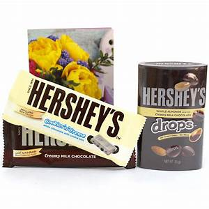 Hershey's for You - Hershey's Creamy Milk Chocolate 35 gms ...