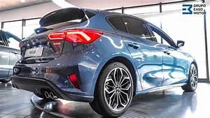Así es el nuevo Ford Focus 2018 - YouTube  Ford