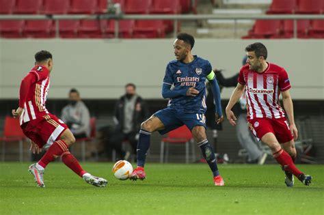 Aubameyang to Return: Predicted 4-2-3-1 Arsenal Lineup vs ...