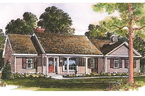 House Design Plans by Ranch House Plans Glenwood 42 015 Associated Designs