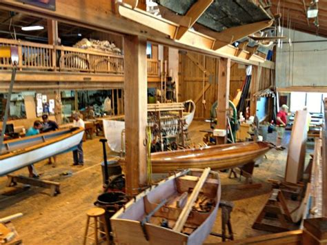 Yacht And Boat Building Courses by Introduction To Wooden Boat Building Course Woodenboat