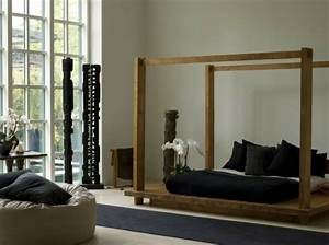 Deco Chambre Zen : id es d co chambre zen pour la d tente parfaite ~ Melissatoandfro.com Idées de Décoration