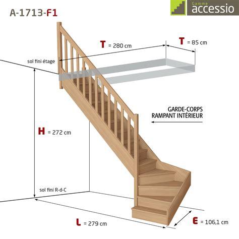 taille tremie escalier droit maison design hompot