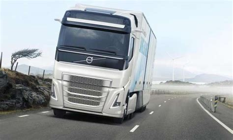 volvo 800 truck for volvo trucks 39 new concept truck cuts fuel consumption by