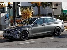 Spyshots BMW F07 5Series Gran Turismo Facelift LCI
