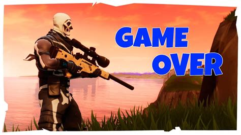 game  fortnite montage youtube